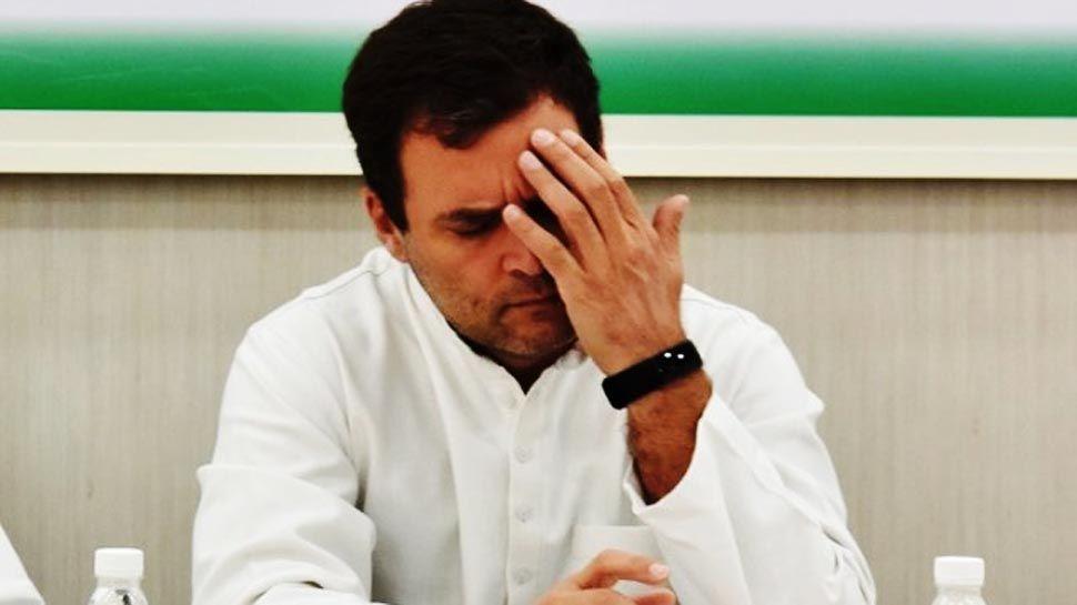 कांग्रेस ने पहले ही मानी हार, प्रदेश कांग्रेस प्रमुख बोले- हम विपक्ष का दर्जा भी गंवा सकते हैं!