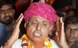 भागीरथ के प्रयास से अजमेर के कई उम्मीदवारों के जमानत जब्त, भाजपा की सबसे बड़ी जीत