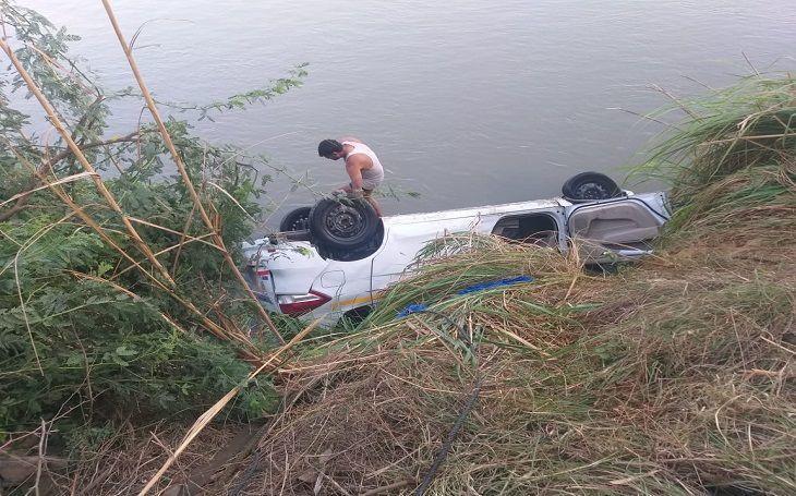 मेरठ में गंग नहर में गिरी कार, एक ही परिवार के 5 लोगों की मौत