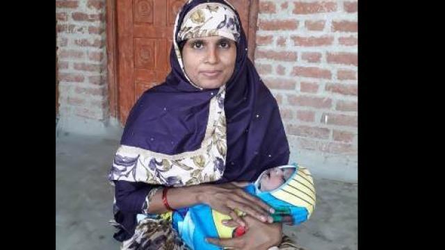 बीजेपी की जीत से प्रभावित होकर मुस्लिम परिवार ने बच्चे का नाम रखा नरेंद्र दामोदरदास मोदी