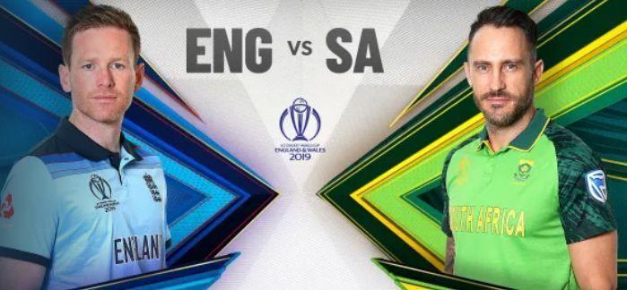 विश्व कप 2019: दक्षिण अफ्रीका ने टॉस जीतकर पहले.......