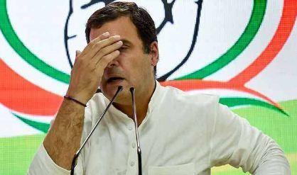 लोकसभा चुनाव में हारी कांग्रेस को राज्यसभा चुनाव में भी लगा झटका!
