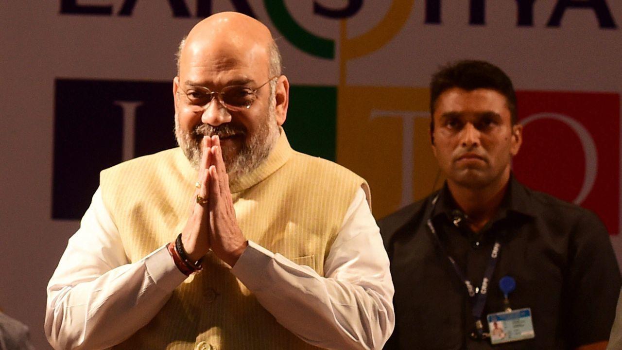 मोदी के मंत्रिमंडल में शामिल होंगें अमित शाह, मिल सकता है ये मंत्रालय - गुजरात BJP अध्यक्ष ने दी बधाई