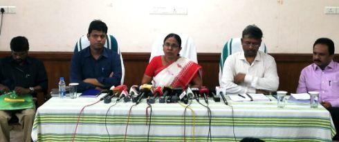 निपाह वायरस : केरल के युवक की जांच रिपोर्ट साकारात्मक - स्वास्थ्य मंत्री के.के. शैलजा