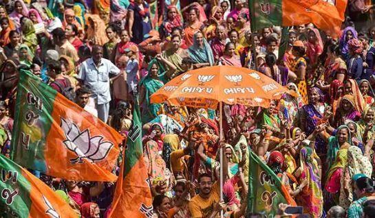 पश्चिम बंगाल : भाटपारा नगर पालिका में भाजपा ने किया क्लीन स्वीप