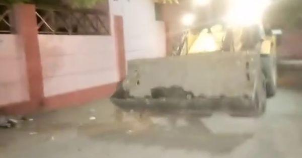 फिरोजाबाद शहर में नाले में मिली महिला की लाश