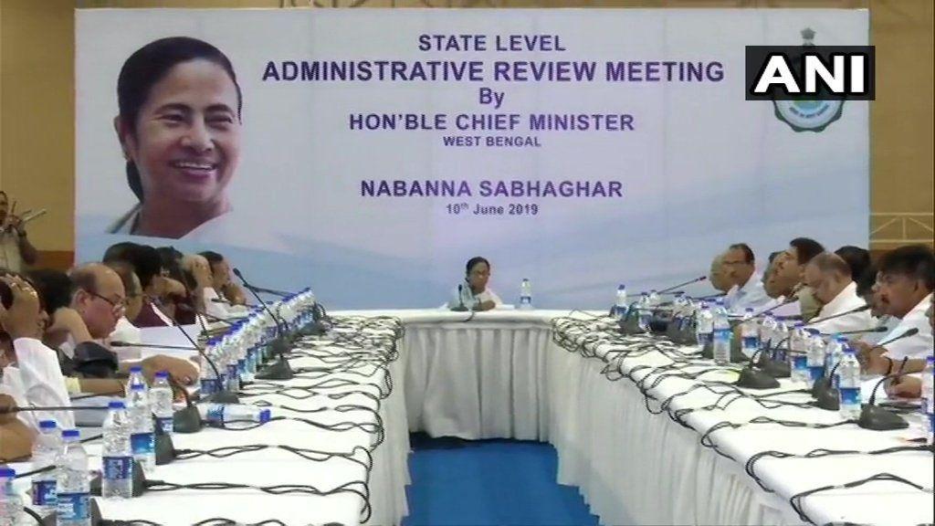 West Bengal : ममता बनर्जी ने बुलाई राज्यस्तरीय बैठक, भाजपा मना रही