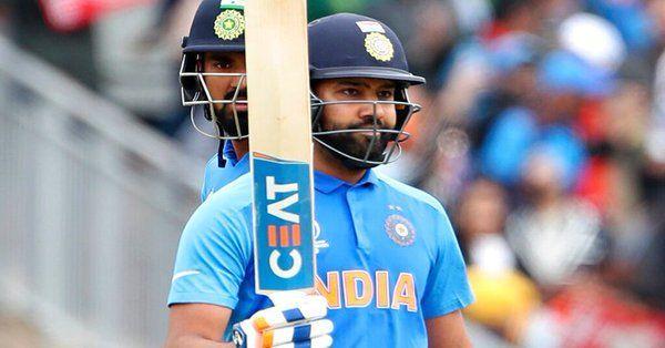 पहले ही मैच में रोहित-राहुल की जोड़ी ने बनाया रिकॉर्ड, सचिन-सौरव तक पीछे छूटे