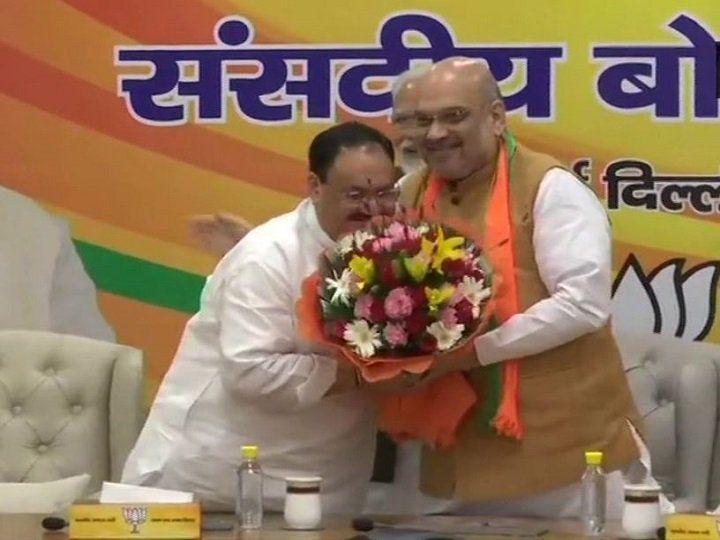 BJP के को मिला नया कार्यकारी अध्यक्ष, संसदीय बोर्ड की बैठक में लिया गया फैसला