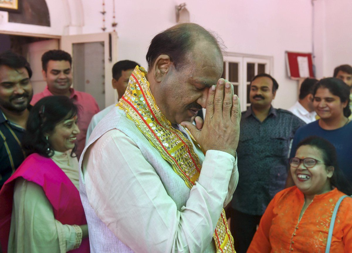यूपीए ने बीजेपी उम्मीदवार का समर्थन कर पेश की मिशाल