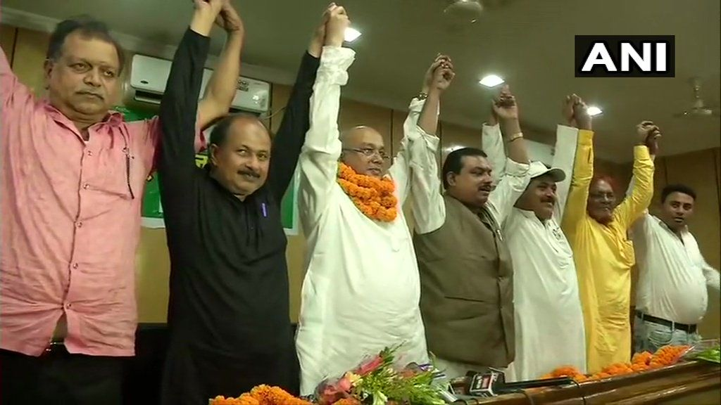 राजद को बड़ा झटका, प्रदेश अध्यक्ष ने बनाई नई पार्टी