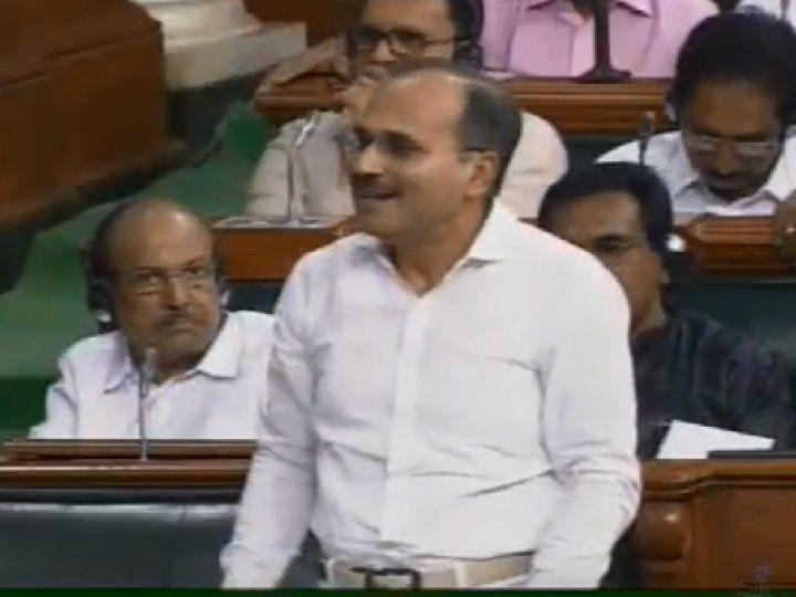 LIVE: लोकसभा में कांग्रेस के नेता अधीर रंजन चौधरी का पीएम मोदी से बड़ा सवाल, भ्रष्टाचार किया तो सोनिया और राहुल जेल में क्यों नहीं है?