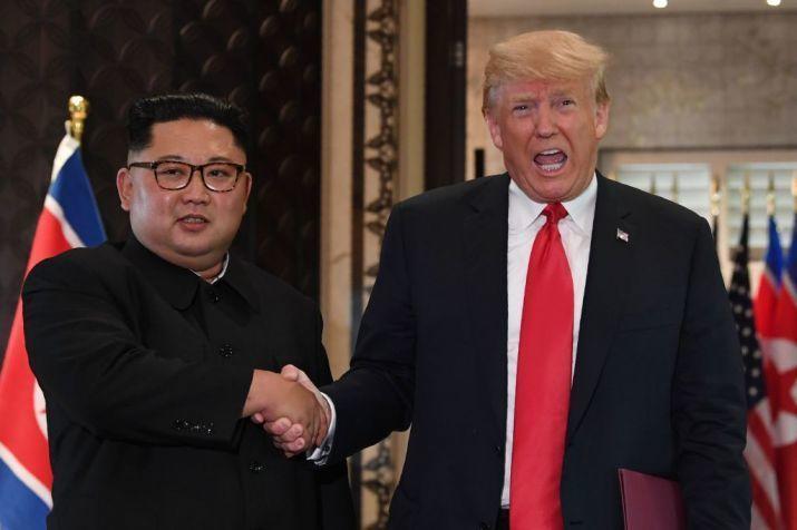 डोनाल्ड ट्रंप की खास अधिकारी से उत्तर कोरियाई गार्ड्स ने की हाथापाई