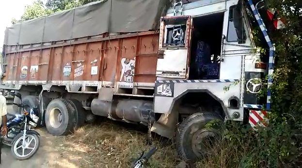 शामली:  सड़क हादसे में युवक की मौत