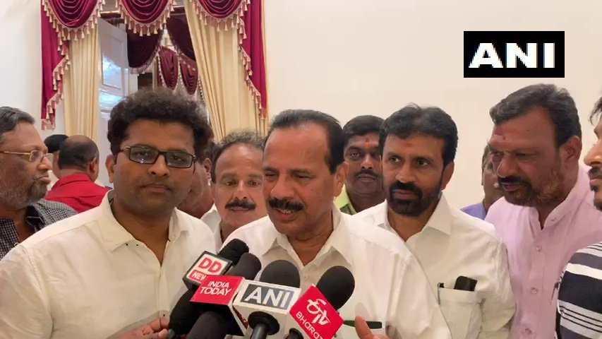 कर्नाटक में बीजेपी की सरकार बनने पर बीएस येदियुरप्पा होंगे सीएम