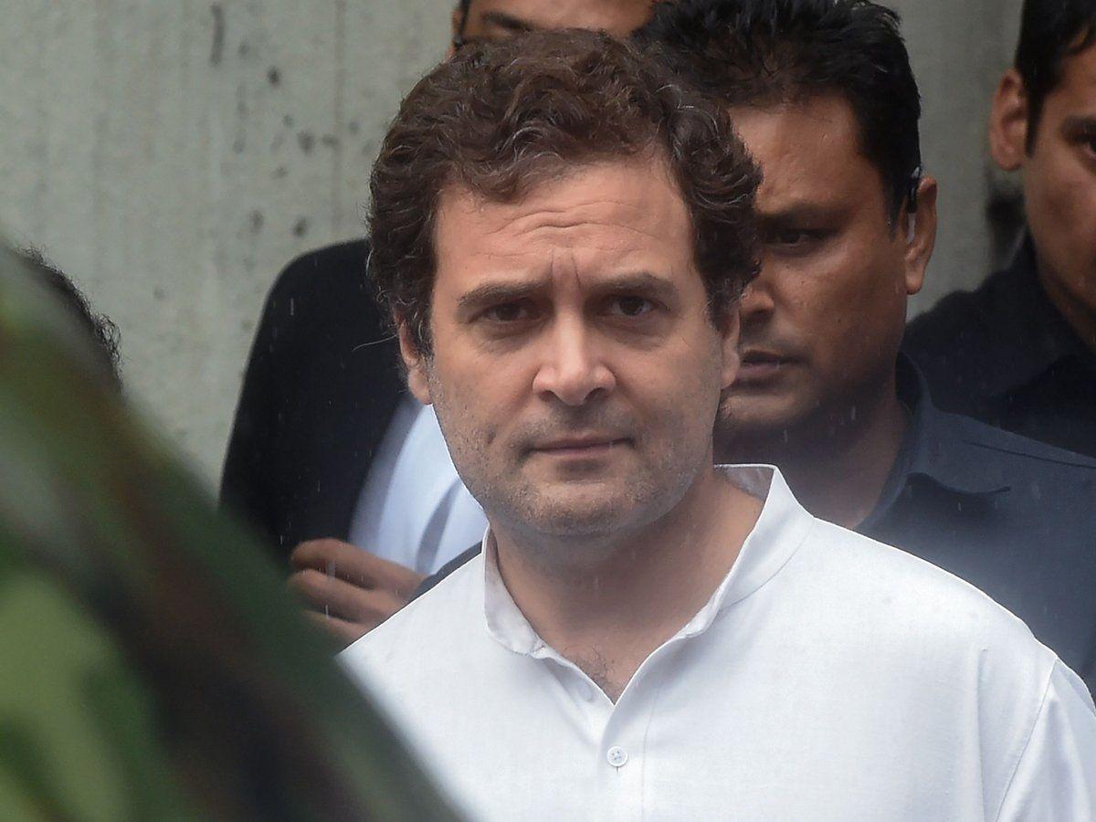 मोदी से नहीं डरने वाले राहुल को कांग्रेसी डरा रहे हैं!