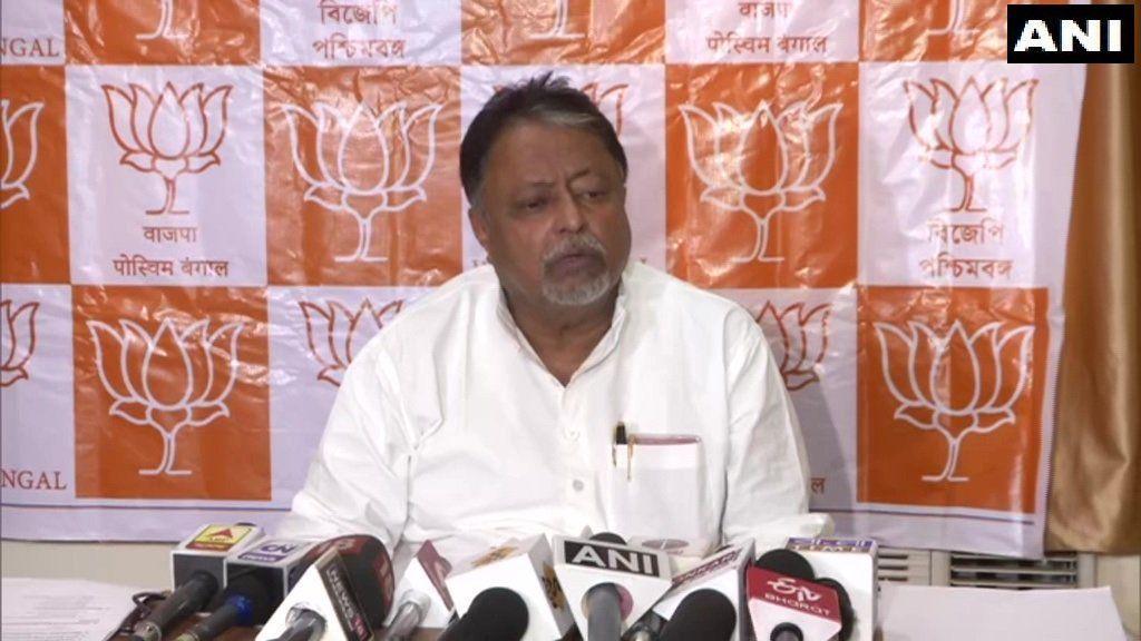 बंगाल से बड़ी खबर: 107 विधायक करेंगे बीजेपी ज्वाइन - मुकुल राय