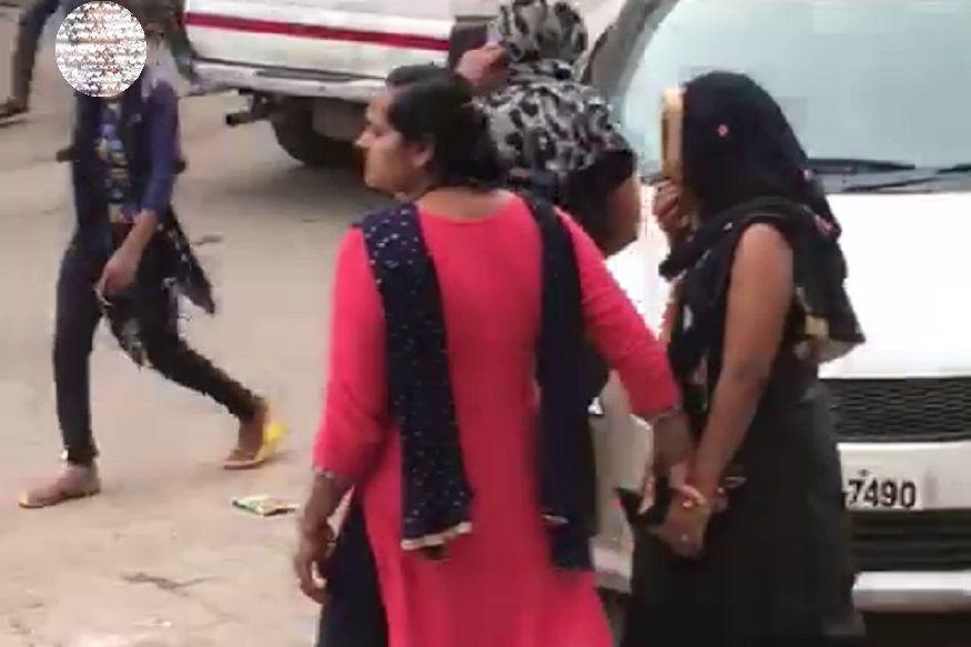 स्पा सेंटर की आड़ में चल रहा था सेक्स की मंडी, लेकिन पहुंची अकस्मात पुलिस तो जिस हाल में मिले लोग देखकर पुलिस हैरान