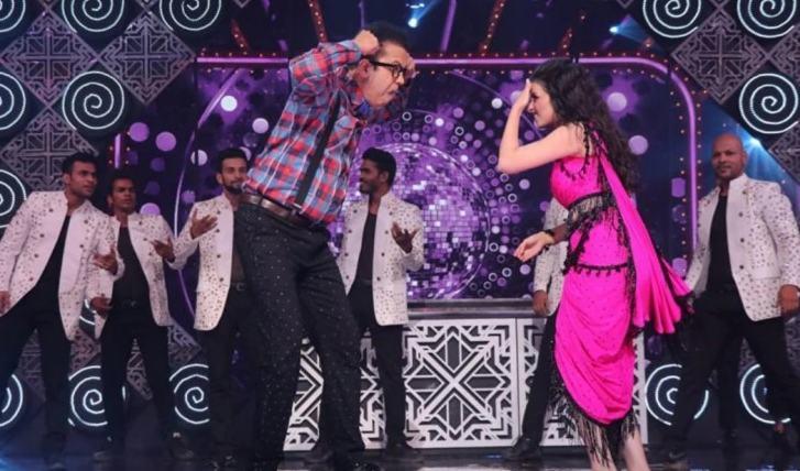 डांस के दौरान ऐक्ट्रेस ने राहुल महाजन को मारा थप्पड़! जानिए- क्यों?