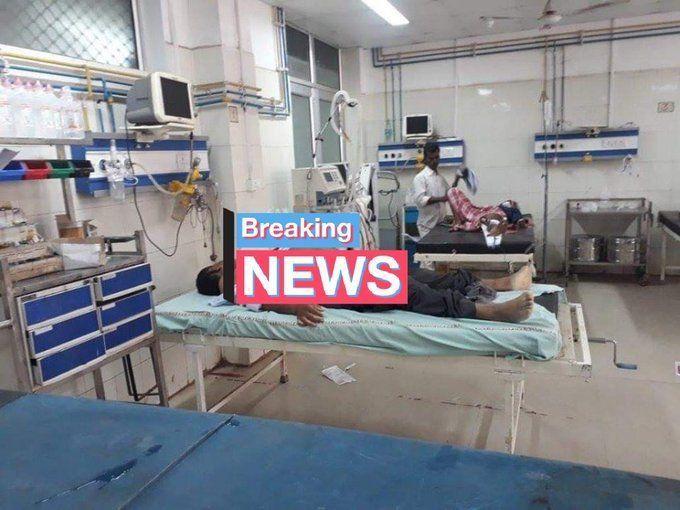 प्रयागराज में सरेआम बेंक मैनेजर को मारी गोली , अस्पताल में मौत