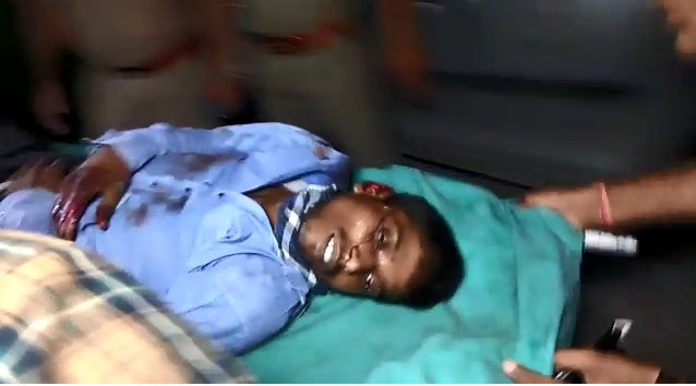 यूपी पुलिस के सिपाहियों के हत्यारे की पुलिस से मुठभेड़, आरोपी कमल की मौत