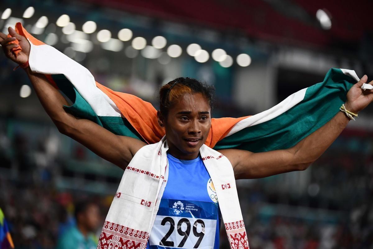 हिमा दास को मिली एक और कामयाबी, एक महीने में जीता पांचवां गोल्ड मेडल