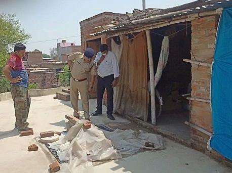 हमीरपुर में एक ही परिवार के तीन की मौत, इलाके में मची खलबली