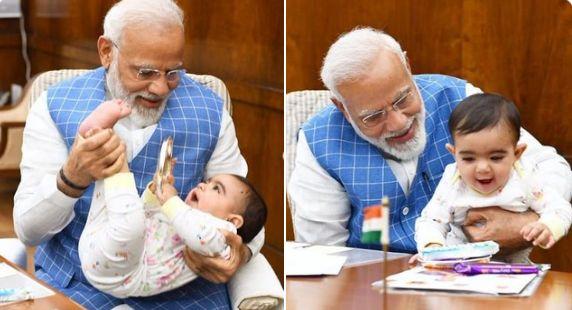 क्या आप जानते हो मोदी के राज में पैदा हुआ हर बच्चा 25200 रू.के कर्ज में!
