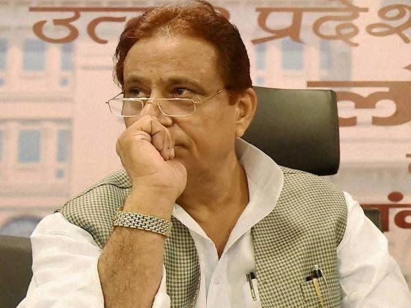 सपा सांसद आजम खान के खिलाफ एक और चार्जशीट दाखिल