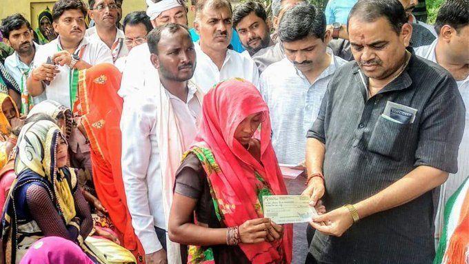 प्रियंका गांधी ने निभाया अपना वादा!