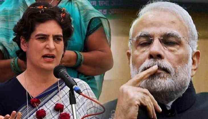 उन्नाव रेप: प्रियंका गांधी ने पीएम मोदी से की अपील, आरोपी विधायक को शह देना बंद करें