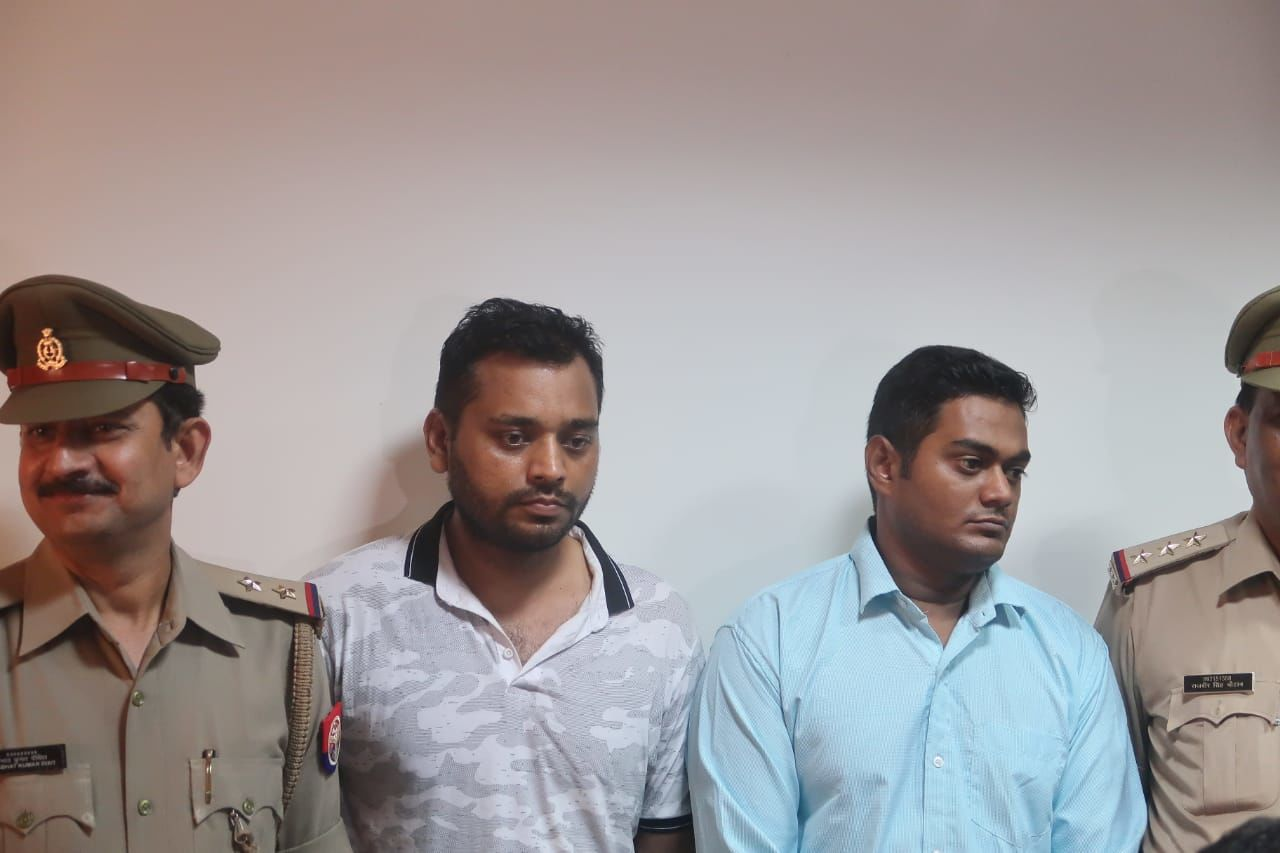 नोएडा:  एसएसपी वैभव कृष्ण के चक्र में फिर फंसे फर्जी आईपीएस और आईएएस!