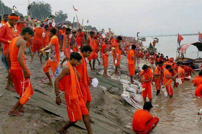 कांवड़ यात्रा में जाना मुस्लिम युवक को पड़ा महंगा, समुदाय के लोगों ने पीटा और बोले-ये इस्लाम के खिलाफ