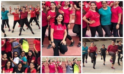 महिलाओ में फिटनेस एक्सरसाइज  (Fitness Exercise) का बढ़ता चलन, पुरुषो से नहीं है पीछे !