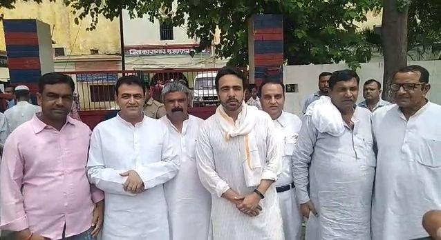 मुजफ्फरनगर जेल में बंद रालोद समर्थकों से मिलने पहुंचे जयंत चौधरी, बोले- प्रशासन करे निष्पक्ष कार्रवाई