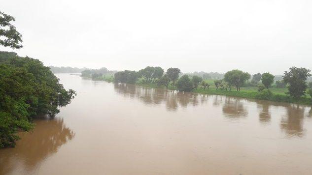 भेड़ की जान बचाने के चक्कर में नदी में डूब गया गड़ेरिया