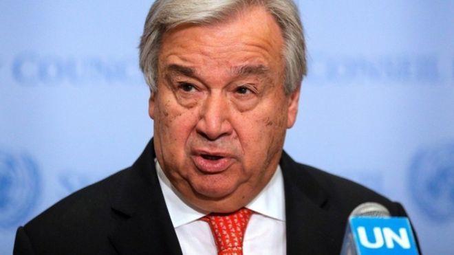 अनुच्छेद 370: UN महासचिव ने दिया बयान,भारत को यह बात याद दिलाई