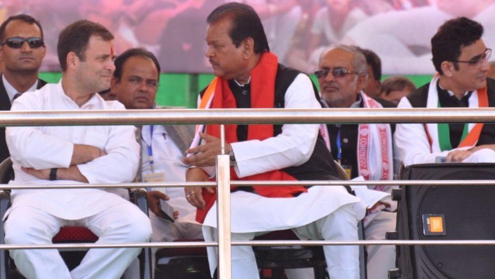कांग्रेस के प्रदेश अध्यक्ष पद से इस्तीफे के बाद अजय का