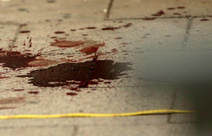 बीच सड़क पर काटा पत्नी का गला फिर पुलिस थाने में किया सरेंडर