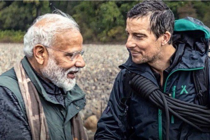 Man vs Wild: PM मोदी ने बेयर ग्रिल्स को बताया कैसे बीता उनका बचपन?