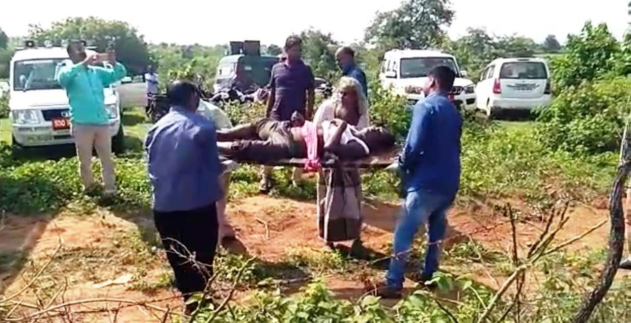 बिहार का कुख्यात नक्सली मारा गया हजारीबाग में, इंसास बरामद व सौ गोली बरामद