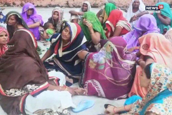 उत्तर प्रदेश में प्रधान की फिर से दबंगई, घर के बाहर खड़े लोगों पर बरसाई गोलियां, एक की मौत