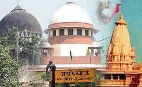 अयोध्या राम मंदिर:  सुप्रीम कोर्ट में मामले की सुनवाई का छठा दिन, रामलला के वकील  ने रखे महत्व पूर्ण तथ्य