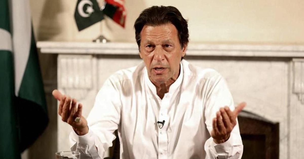 इमरान खान ने जताया डर, बोले-