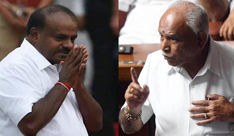 पूर्व मुख्यमंत्री कुमारस्वामी पर 300 नेताओं के फोन टैप कराने का आरोप, येदियुरप्पा बोले- सीबीआई जांच होगी