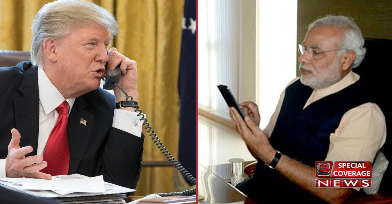 कोरोना : अमेरिकी राष्ट्रपति डोनाल्ड ट्रंप के