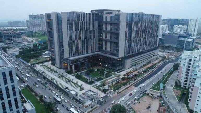 Amazon का दुनिया में सबसे बड़ा कैंपस हैदराबाद में शुरू हुआ, 15 हजार कर्मचारी काम करेंगे