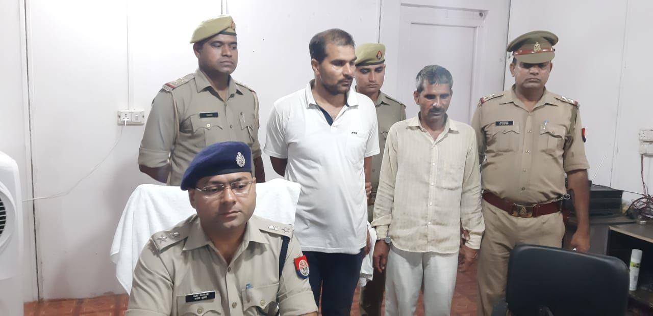 शामली: छात्र नेता की हत्या करने वाले दो आरोपी गिरफ्तार