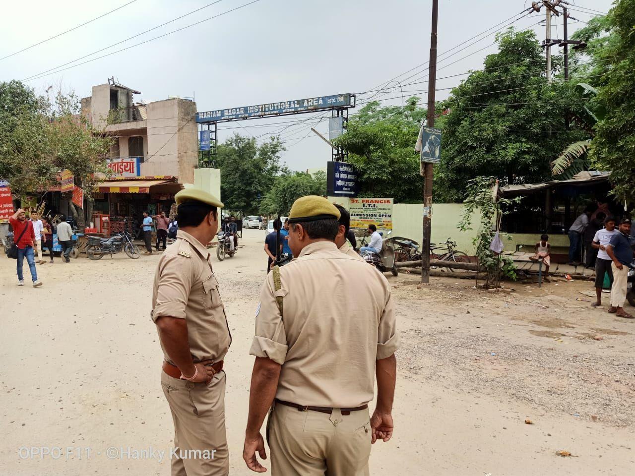 गाजियाबाद में सीवर में घुसे पांच मजदूरों की दर्दनाक मौत