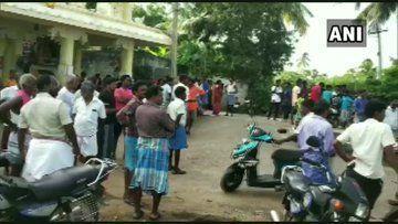 तमिलनाडु के कांचीपुरम में बड़ा धमाका, एक आदमी की मौत और 4 घायल